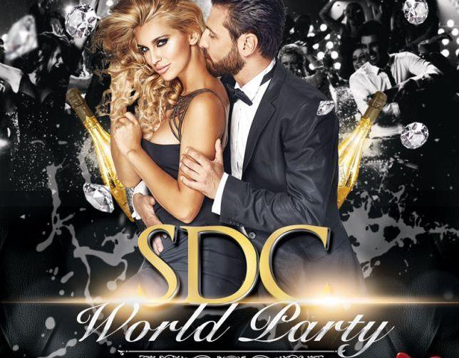 SDC party in Utrecht