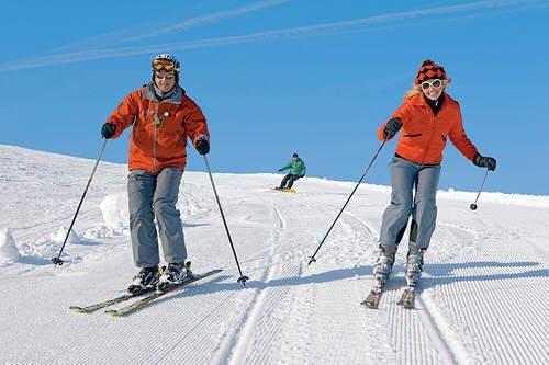 SDC ski event